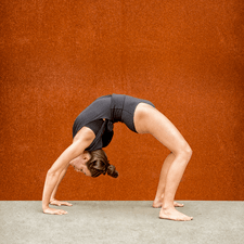 Yoga in Amstelveen posture